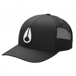 Nixon Iconed Trucker black/white