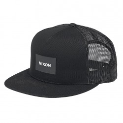 Nixon Team Trucker black