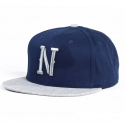 Nugget Capital Snapback blue/grey