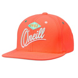 O'Neill Boys Stamped fluoro peach