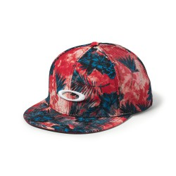 Oakley Mesh Sublimated red line