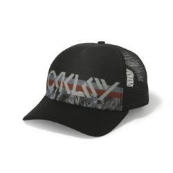 Oakley Sublimated Foam Trucker jet black