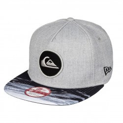 Quiksilver Aquablunt light grey heather