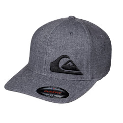 Quiksilver Final dark charcoal heather