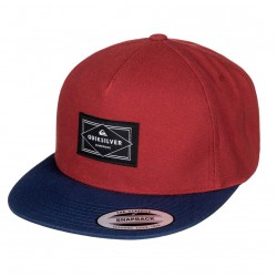 Quiksilver Freewill quik red