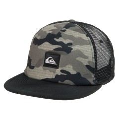 Quiksilver Freshness Trucker Youth four leaf clover