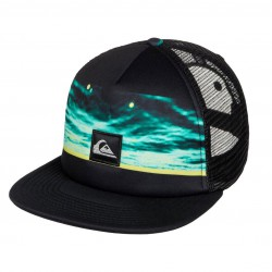 Quiksilver Freshness Trucker Youth viridine green