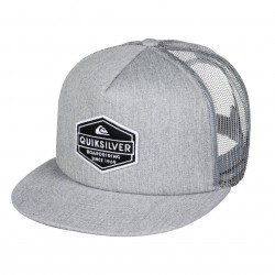 Quiksilver Marbleson light grey heather