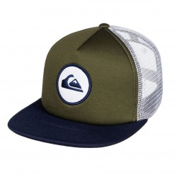 Quiksilver Snapstearn four leaf clover
