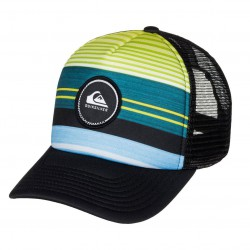 Quiksilver Striped Vee moroccan blue