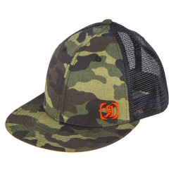 Ronix Road Trip camo/orange