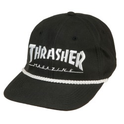 Thrasher Rope black/white