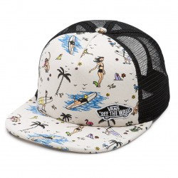 Vans Beach Bound Trucker summer stories
