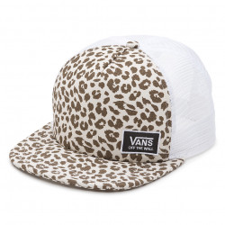 Vans Beach Girl Trucker birch leopard
