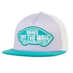 Vans Beach Girl Trucker columbia/lavender