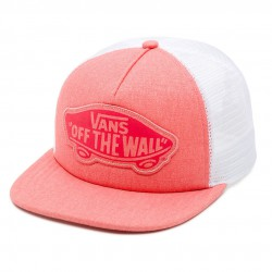 Vans Beach Girl Trucker georgia peach