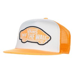 Vans Beach Girl Trucker neon orange pop