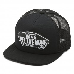 Vans Beach Girl Trucker onyx/white