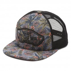 Vans Beach Girl Trucker succulent