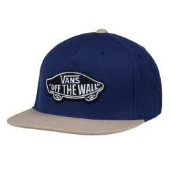 Vans Classic Patch Snapback dress blues/khaki