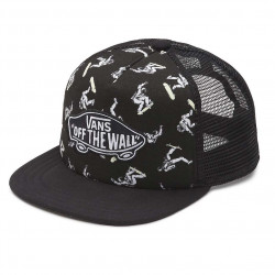 Vans Classic Patch Trucker astronauts black