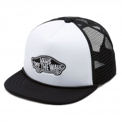 Vans Classic Patch Trucker Boys white/black