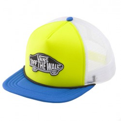 Vans Classic Patch Trucker frog yellow