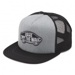 Vans Classic Patch Trucker heather grey