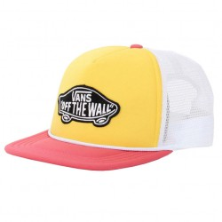 Vans Classic Patch Trucker maize/honey suckle