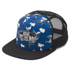 Vans Classic Patch Trucker true navy