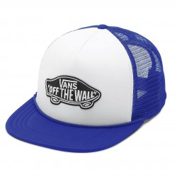 Vans Classic Patch Trucker white/imperial