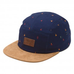 Vans Davis 5-Panel Camper true native