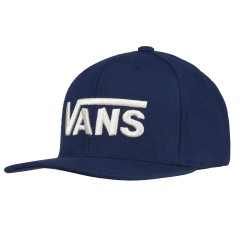 Vans Drop V Snapback Boys dress blue