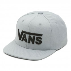 Vans Drop V Snapback Boys quarry/black