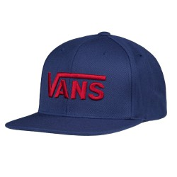 Vans Drop V Snapback dress blues