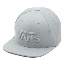 Vans Drop V Snapback quarry