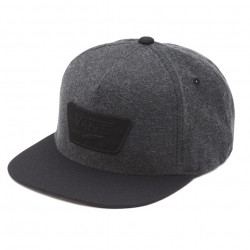 Vans Full Patch Snapback asphalt/black