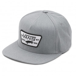 Vans Full Patch Snapback Boys heather grey