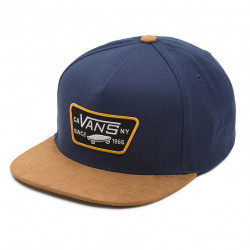 Vans Full Patch Snapback dress blues/khaki