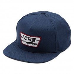 Vans Full Patch Snapback dress blues/rhubarb