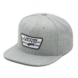 Vans Full Patch Snapback heather grey