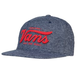 Vans Genuine Snapback navy