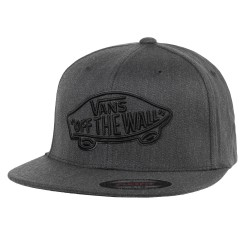 Vans Home Team Flexfit heather grey