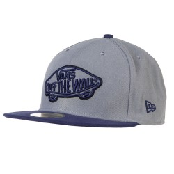 Vans Home Team New Era frost grey/blue depths