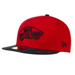 Vans Home Team New Era reinvent red/black