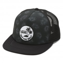 Vans Surf Patch Trucker tonal palm/black