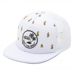 Vans Surf Patch Trucker white hula daze