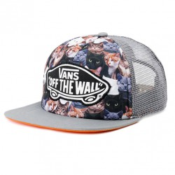 Vans Vans X Aspca Beach Girl Trucker cats