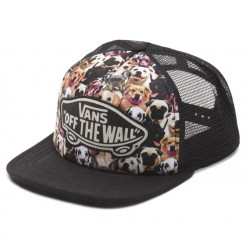 Vans Vans X Aspca Beach Girl Trucker dogs