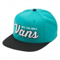 Vans Wilmington Snapback baltic/black